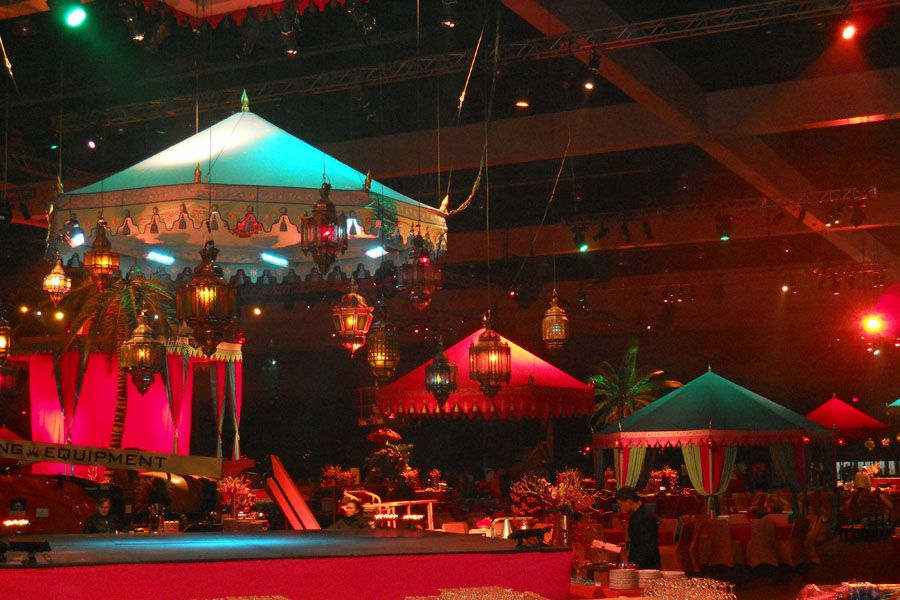 Grammy Awards Bollywood Themed After Party