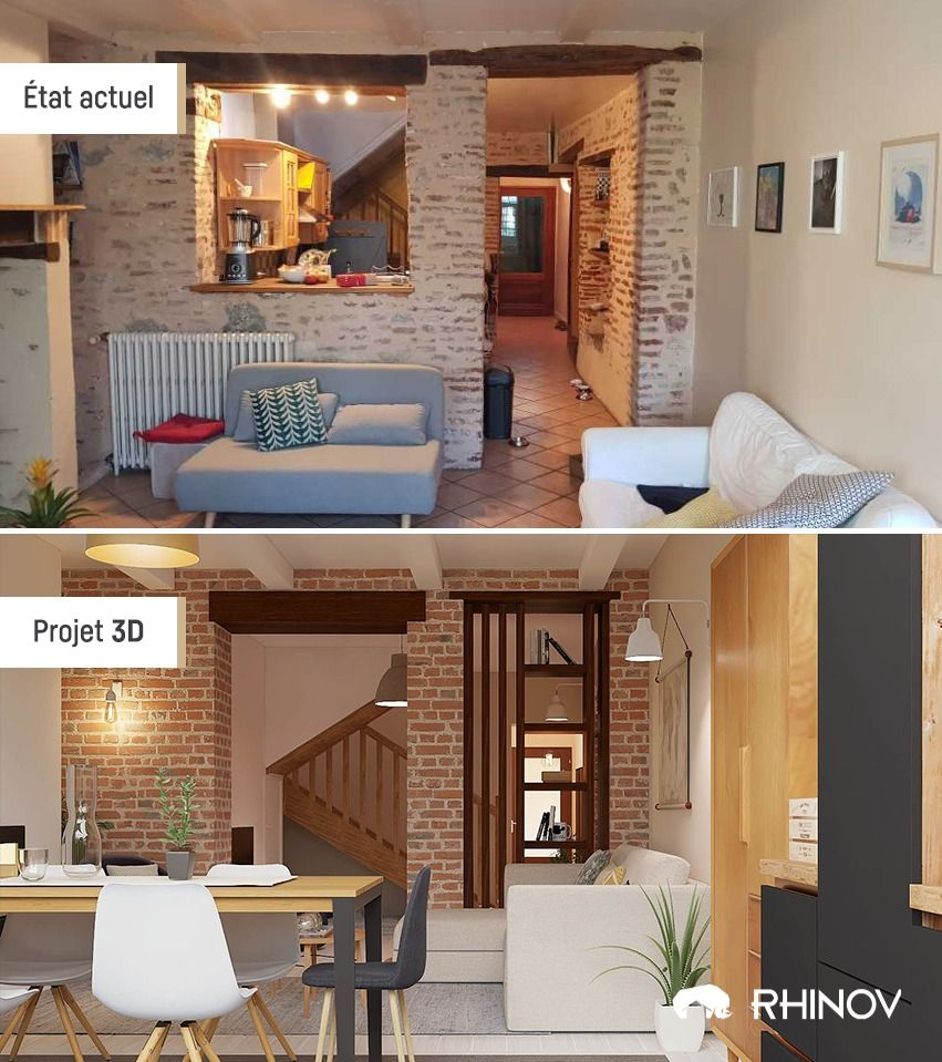 18+ Relooking appartement avant apres ideas