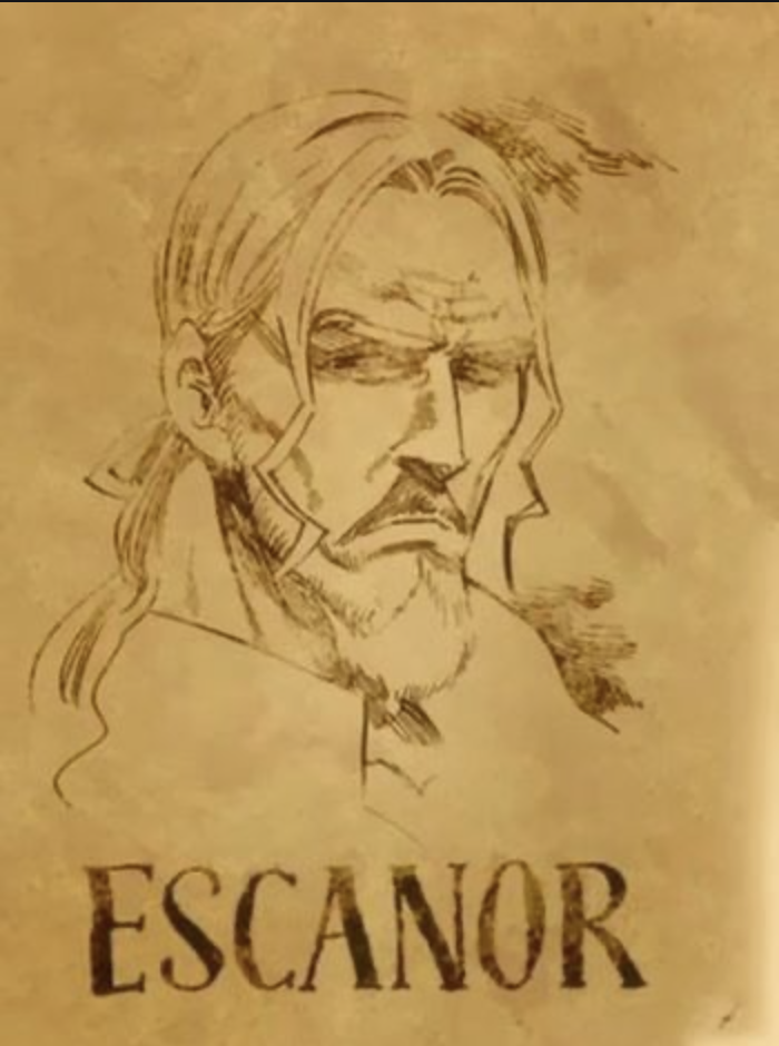 Photo of Escanor