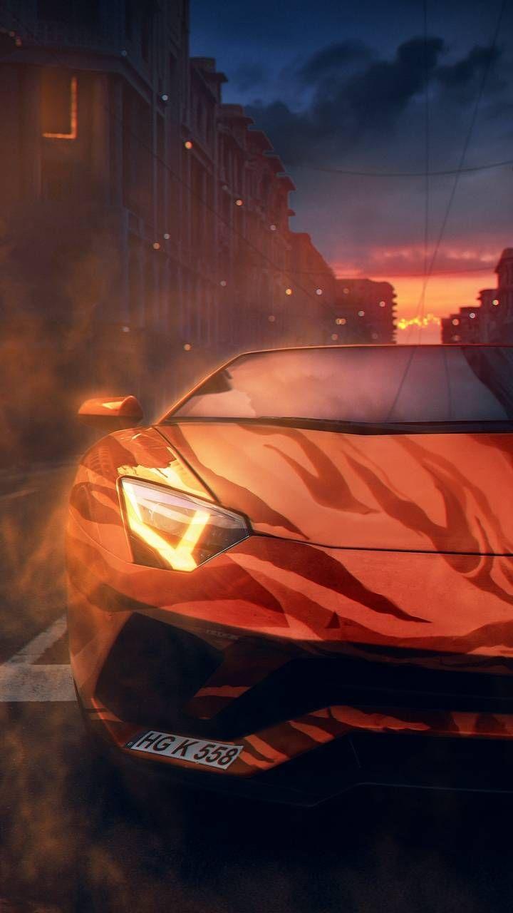 Lamborghini Huracan View – iPhone Wallpapers