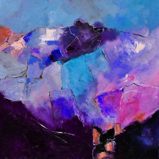 Comprar abstract 88952 - Pintura de Pol Ledent desde 404 ARS (2015/03/21) en Artelista.com, con gastos de envío y devolución gratuitos a todo el mundo