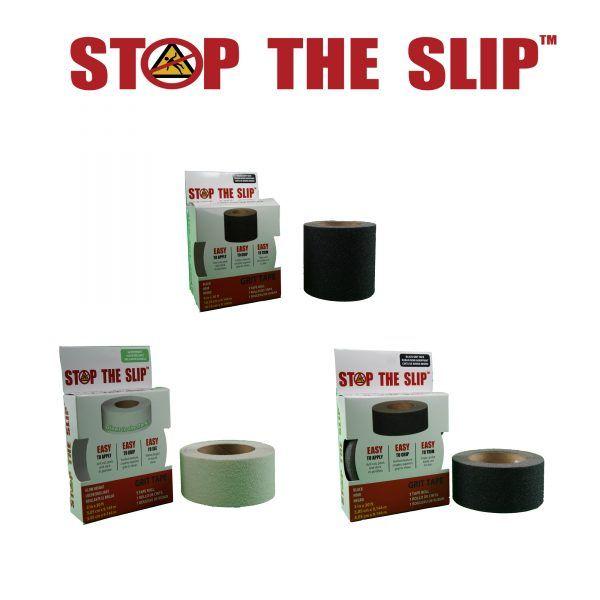 Stop The Slip Non Slip Grit Tape Tape Slip Slip And Fall