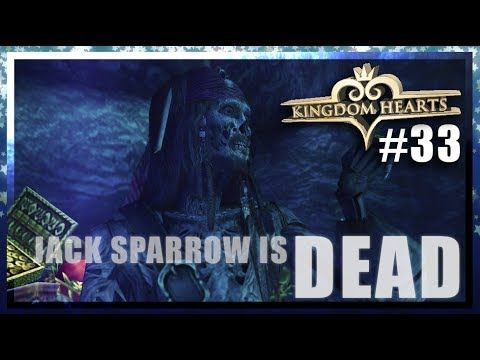 Wave hello to this awesome video! 👋 Sparrow is DEAD! [Port Royal] - Kingdom Hearts 2.5 HD Remix #33 Road To KH3 https://youtube.com/watch?v=krBXZASrtgs