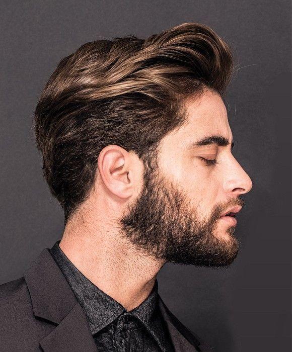 Orta Uzunlukta Erkek Sac Modelleri Erkek Sac Kesimleri Orta