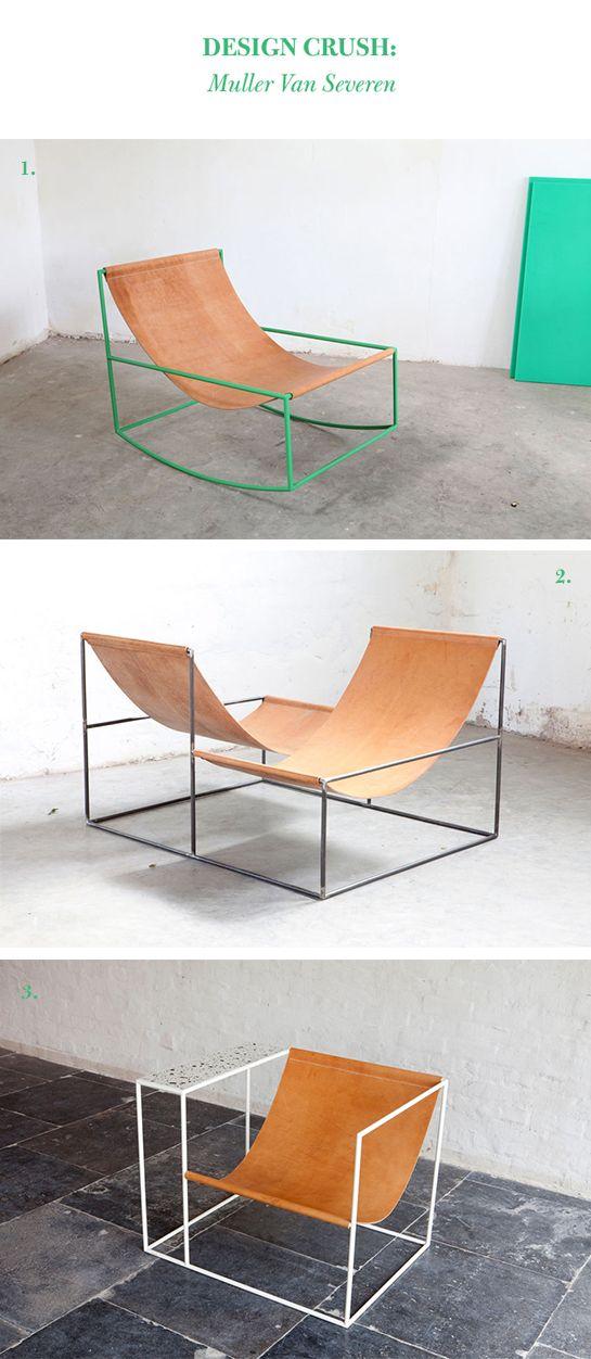 Design Crush: Muller Van Severen.
