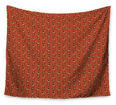 Deco Arrows by Holly Helgeson Wall Tapestry