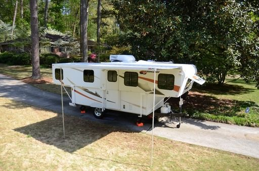 Check Out This 2011 Trailmanor 2619 Listing In Atlanta Ga 30329