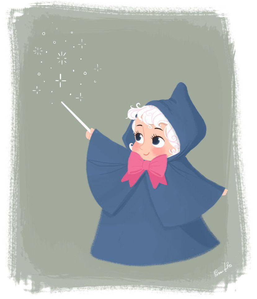 ed7705441530 fairy godmother by ~Vijolea on deviantART