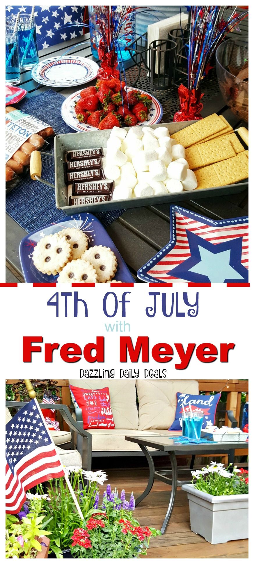 Get everything you need to be summer party ready at fred