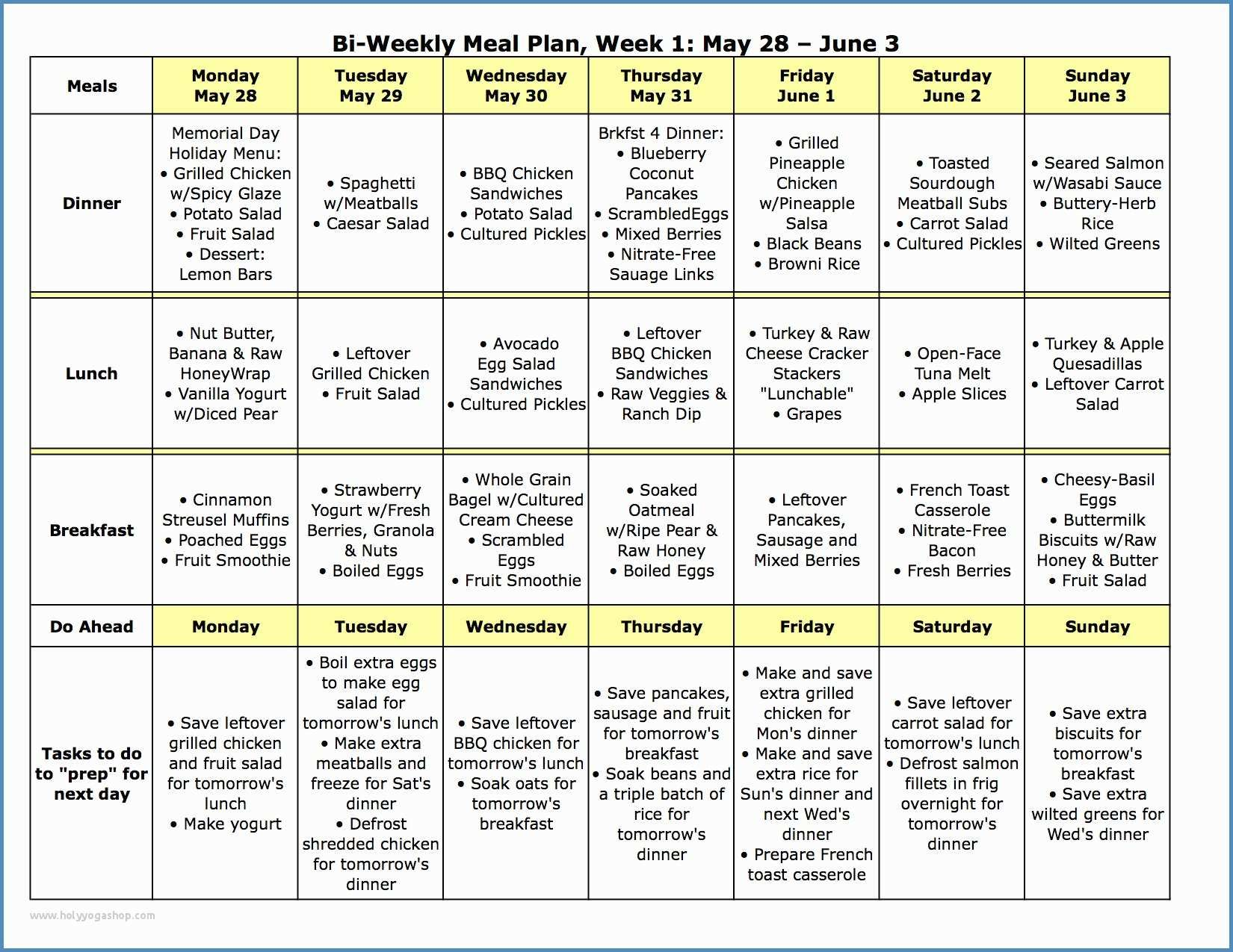 Interpretive Printable Diabetic Diet Chart 2019 Week Meal Plan Meals For The Week Meal Planning Template