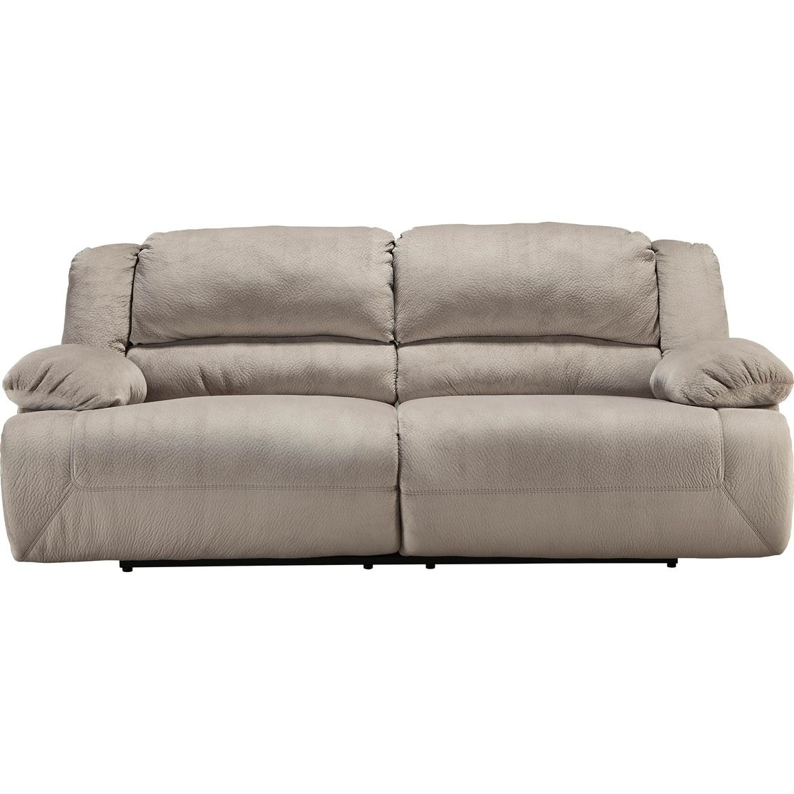 Ashley Toletta Reclining Sofa Sofas Home Appliances Shop The Exchange Upholstered Couch Power Reclining Sofa Reclining Sofa