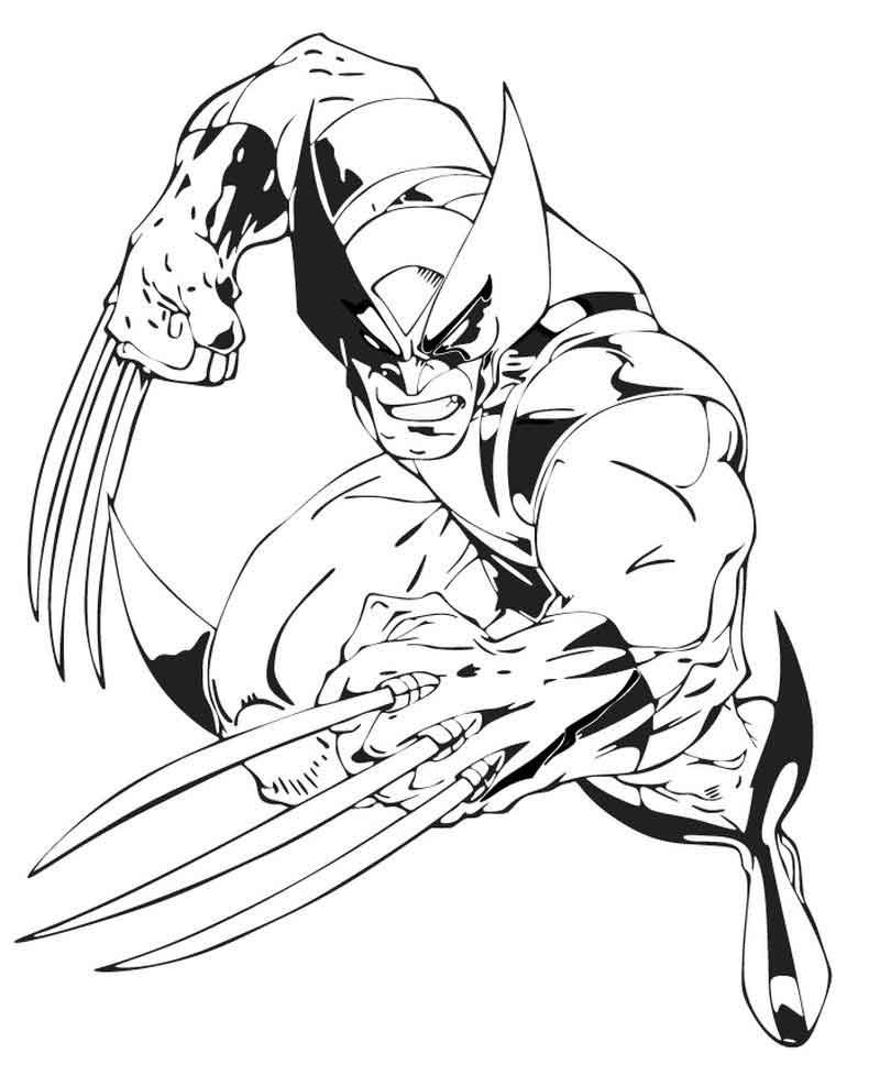 Free X Men Coloring Pages Hulk Coloring Pages Avengers Coloring Pages Superhero Coloring