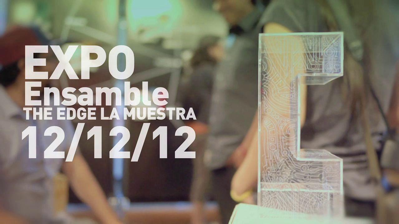 Inauguración EXPO Ensamble: The Edge la Muestra 12/12/12 on Vimeo