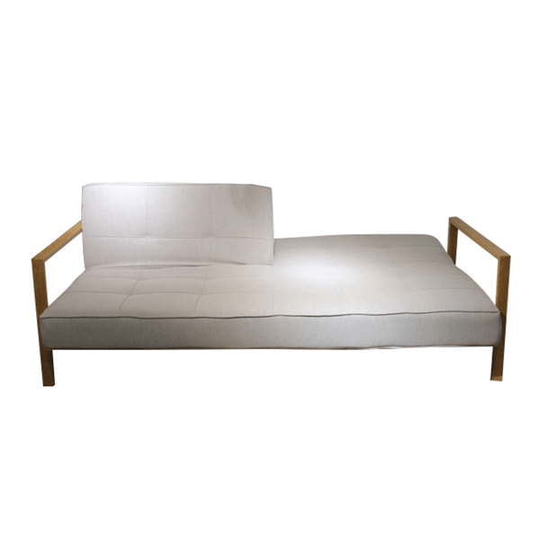 Sofa Beds Sydney Zee Light Grey Fabric Bed 600 2