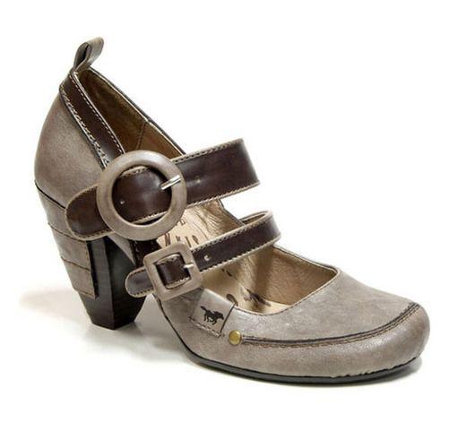 Dámske topánky MUSTANG shoes 25C-010  2e0f546568