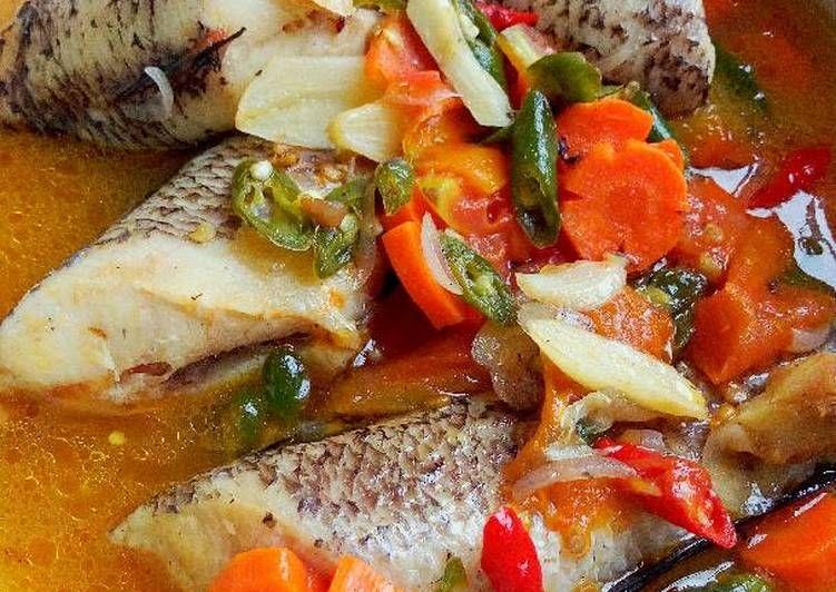 Resep Sop Ikan Gabus Simple Oleh Nofa Resep Makanan Dan Minuman Resep Resep Makanan
