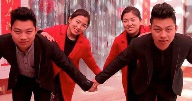 #HeyUnik  Agar Tak Salah Pasangan, 2 Cowo Kembar ini Sampai Harus Oplas #Medis #Sosial #Unik #YangUnikEmangAsyik