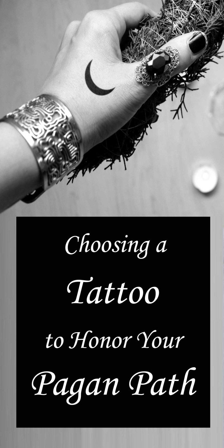 7 Inspiring Ways to Choose a Pagan Tattoo | Tattoos II