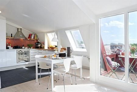 ideas decoracion apartamento pequeño - Buscar con Google hm/swt/hm - departamento de soltero moderno pequeo