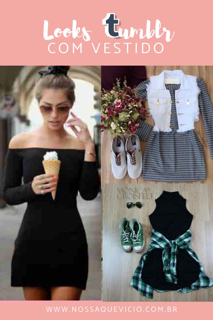 0bd952525 Onde comprar roupas Tumblr na Internet  Não é difícil de encontrar esse  estilo de roupa
