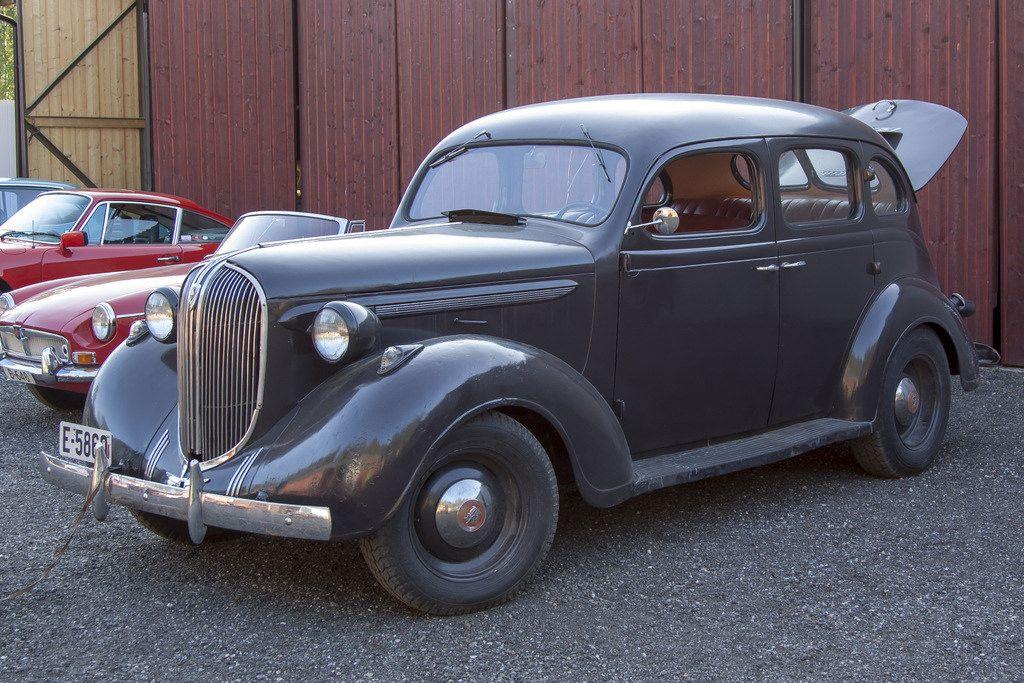1938 Plymouth 4 Door Sedan 201ci 3 3l 6 Cylinder L Head 82bhp