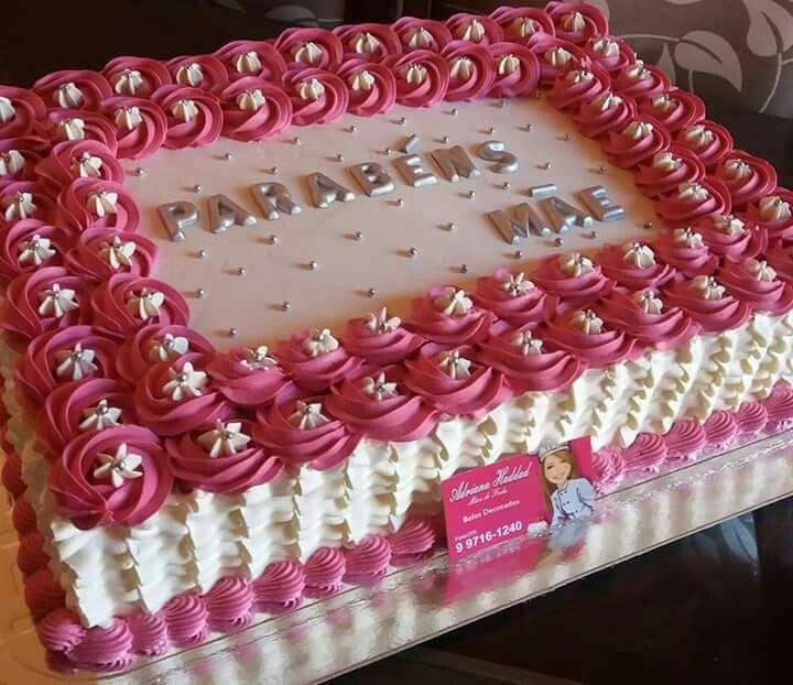Floral Sheet Cake Designs