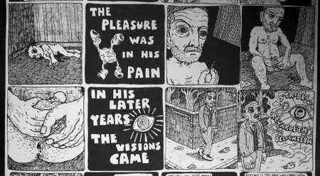 Albert Fish Murderer Amazing Stories Spirit Animal Book Cover