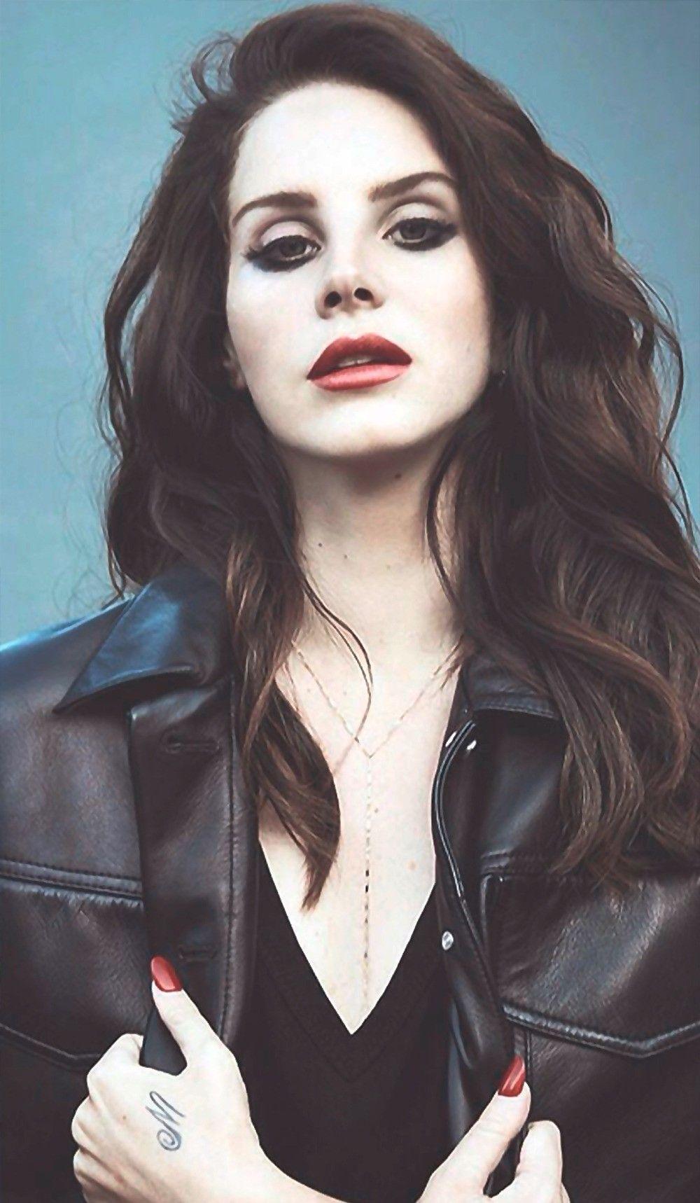 Lana Del Rey Lanadelreyaesthetic Lana Del Rey Hair