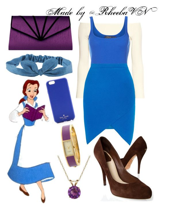 Belle 2 With Images Disney Bound Outfits Clothes Design Women