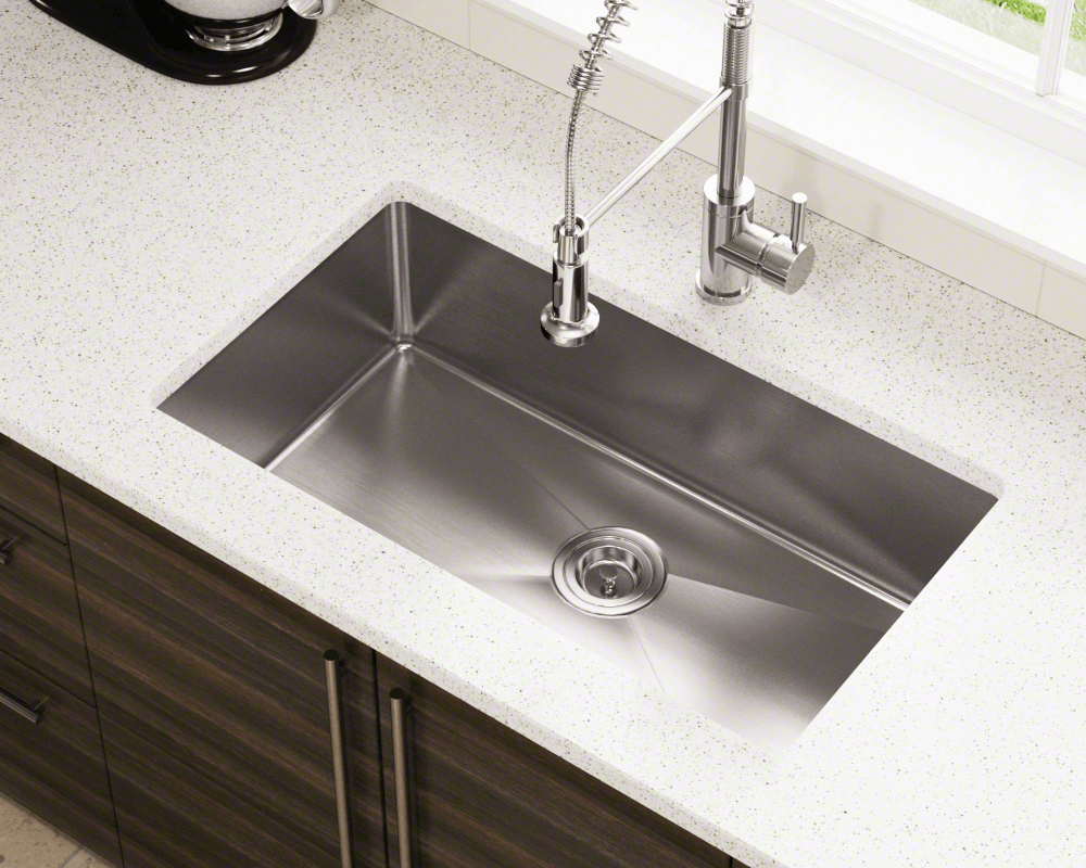 Stainless Steel Sinks And Faucets For Kitchens And Bathsmr Stunning Stainless Kitchen Sinks 2018