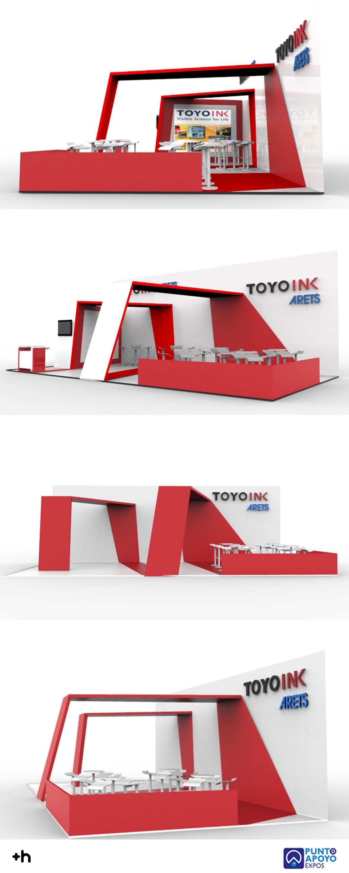 Exhibition Stands - PUNTO DE APOYO. puntodeapoyo.com.mx