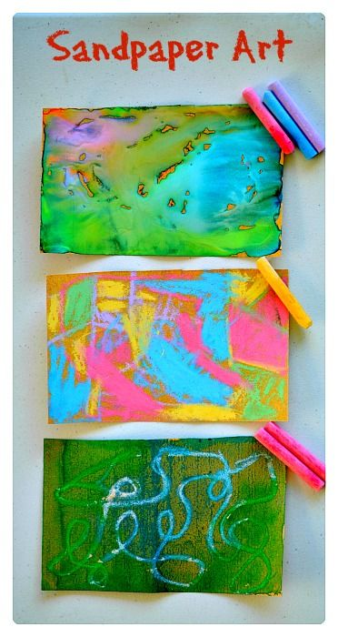 3 Simple And Engaging Ways To Create Beautiful Art With Sandpaper