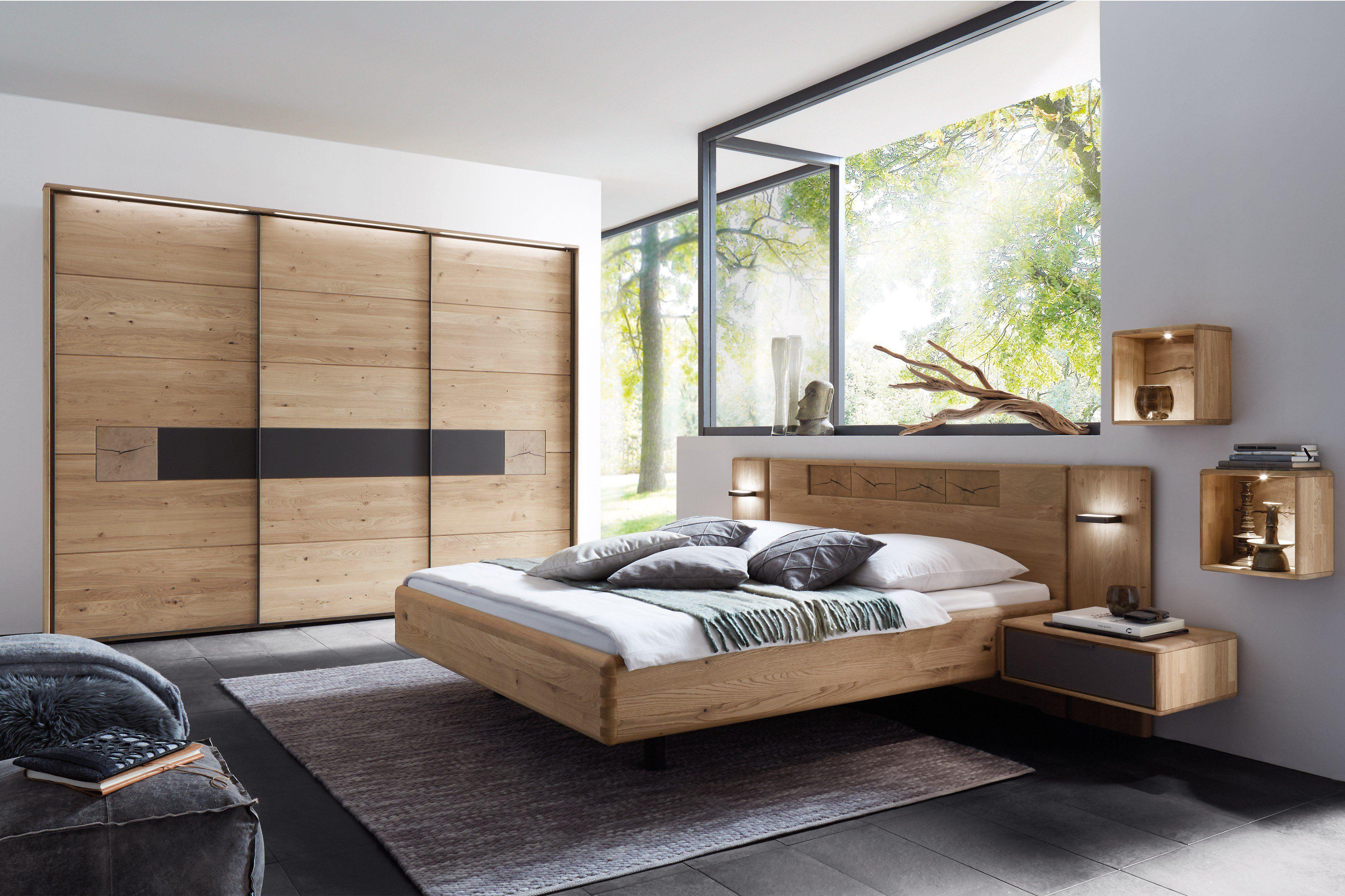 Sch N Schlafzimmerm Bel Massivholz