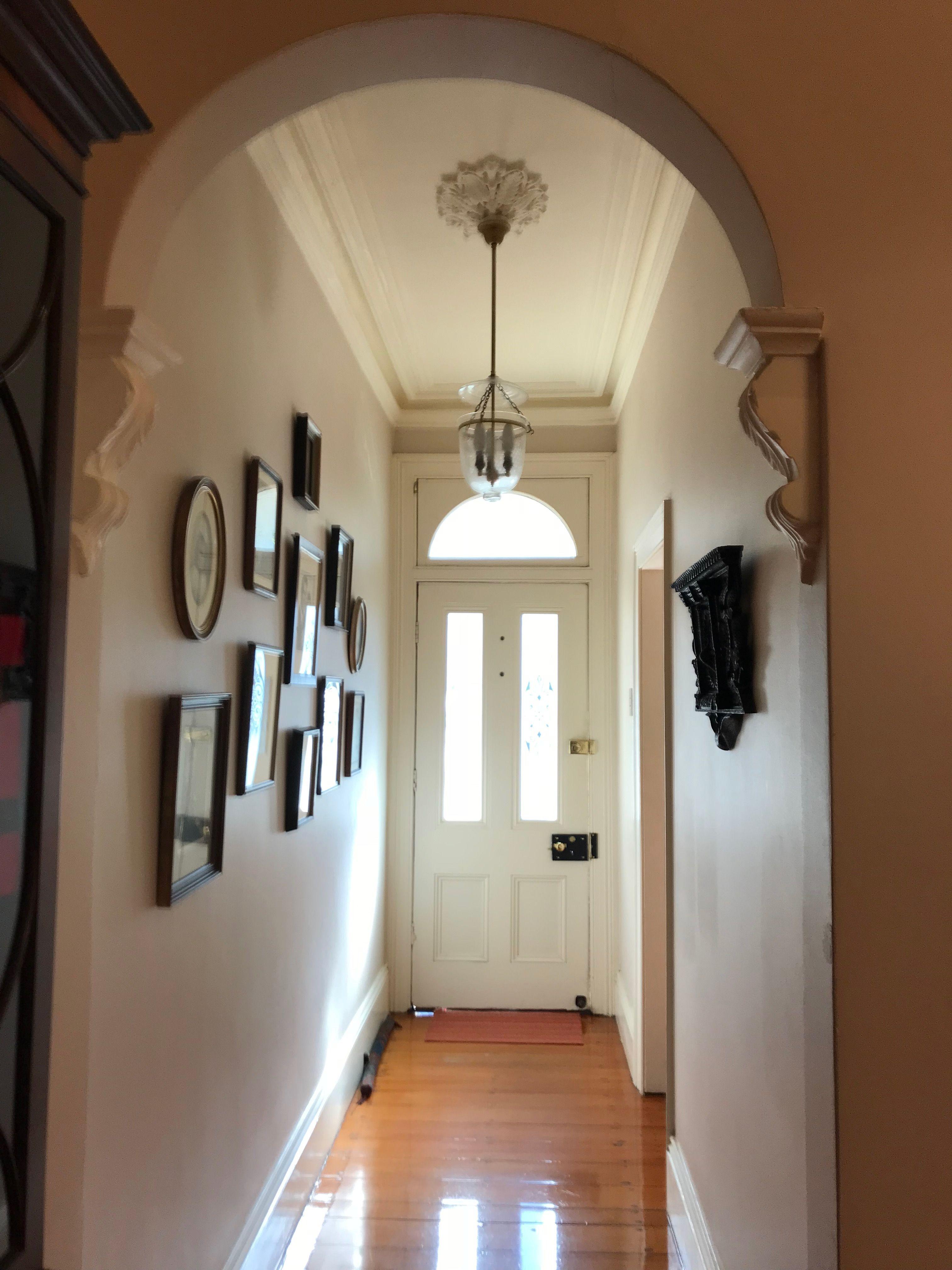 home inside arch model design image