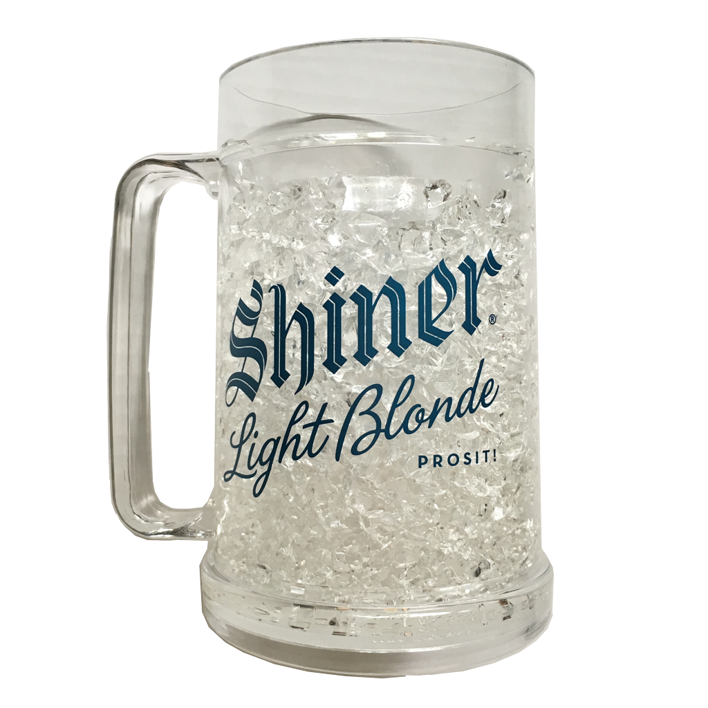 Light Blonde Freezer Mug