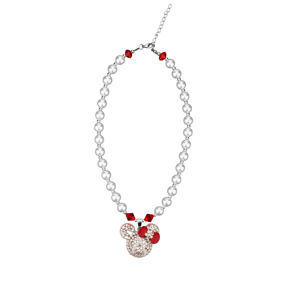 Retail 1pc Christmas Gift Minnie Mouse Pendant Simulated Pearl Bead Group Shop Cheap From China Suppliers At Alwaysbetter On Deal Buy Quality Ears Fancy Dress Directly Clothing