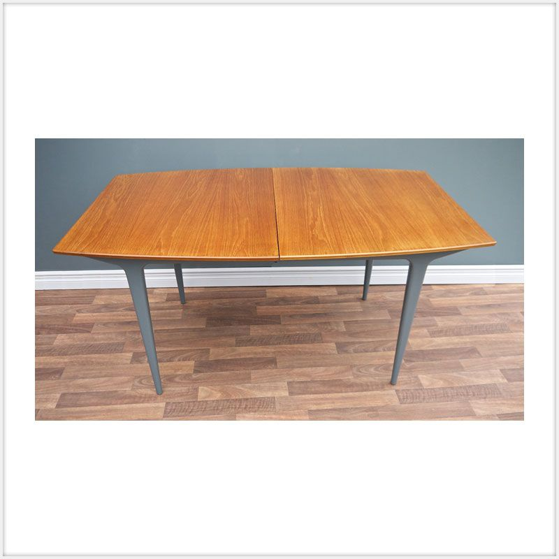 1970 S Teak Dining Table Teak Dining Table Dining Table Chairs Dining Table