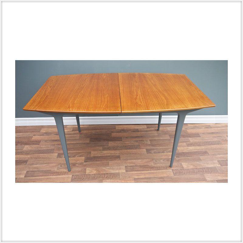Restoring Danish Teak Dining Table