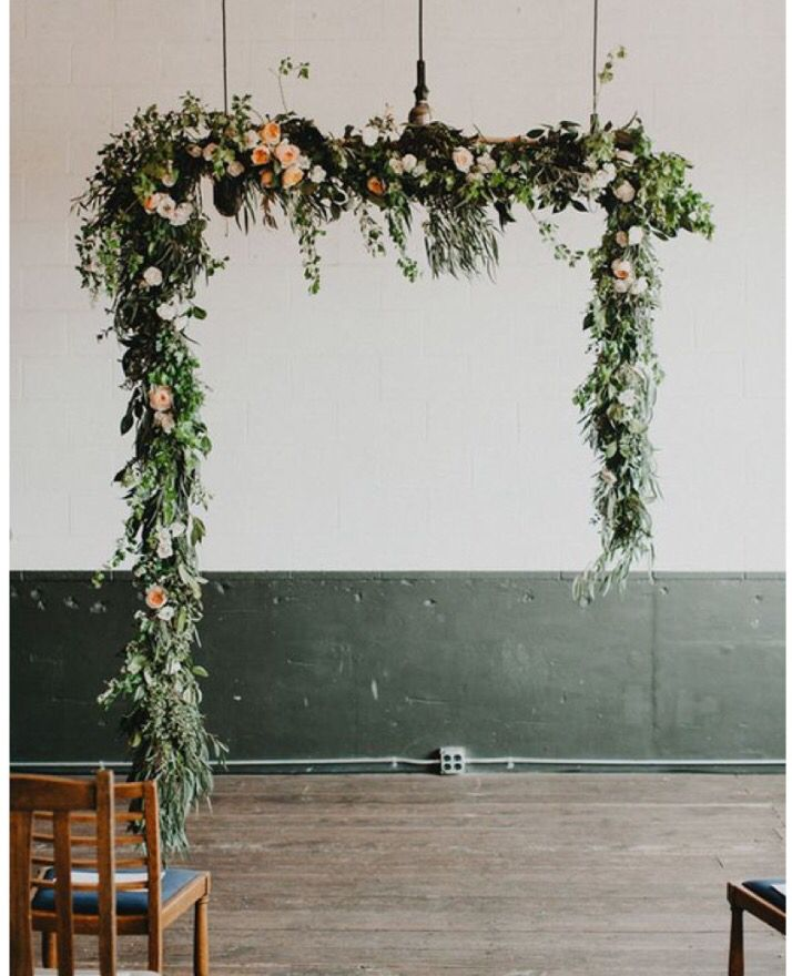 Chapel Altar Wedding Decorations: Pin By Noelle Blizzard On FLWRY For Blizzard Wedding In