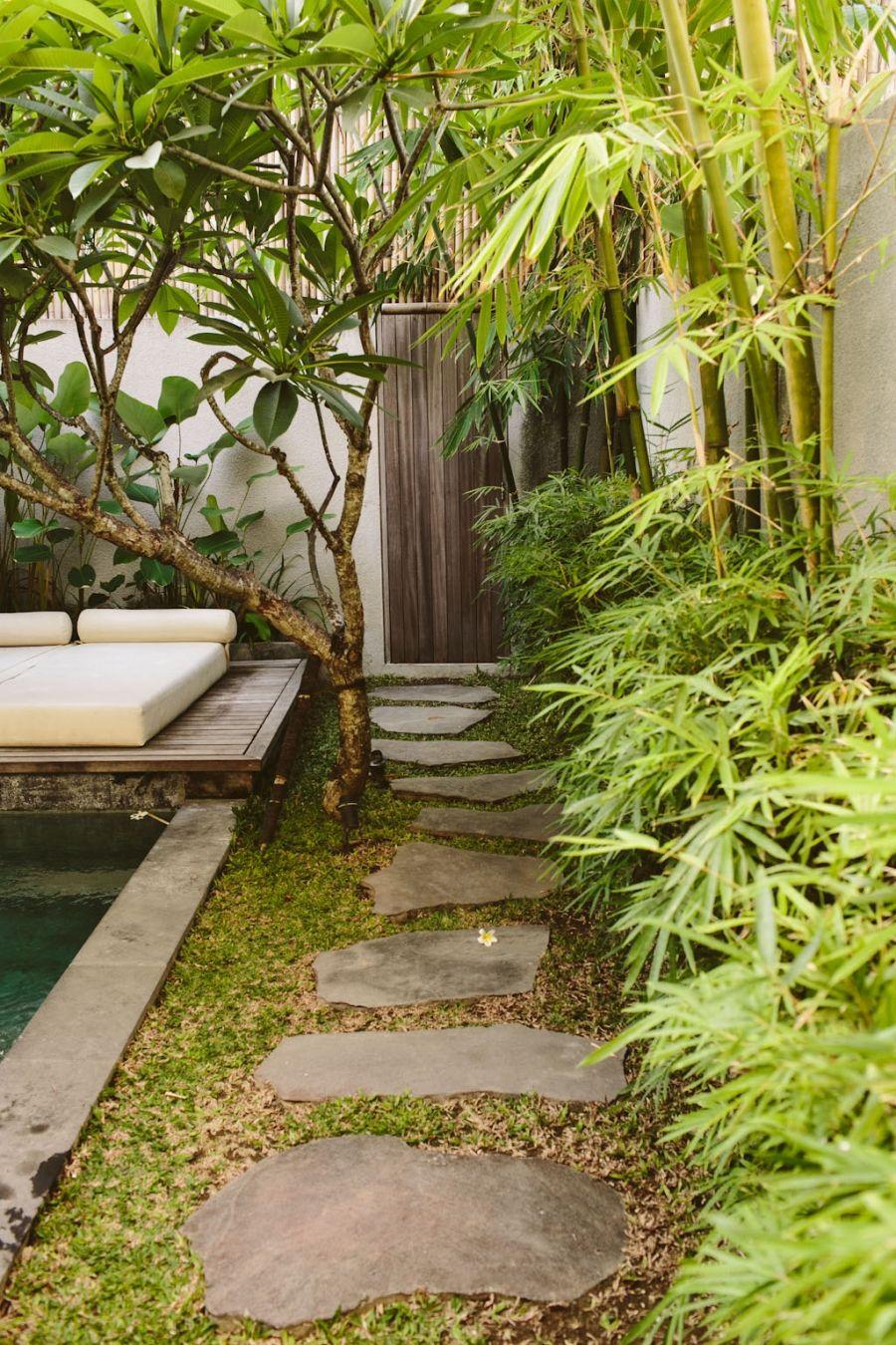 hu\'u garden #huuvillas #privatevillas #bali #seminyak #holiday ...