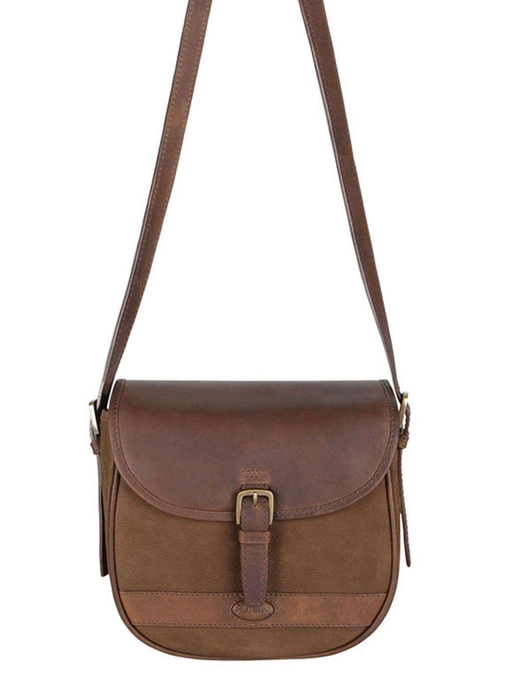 d06858eea80c Dubarry Clara Large Leather Saddle Style Bag