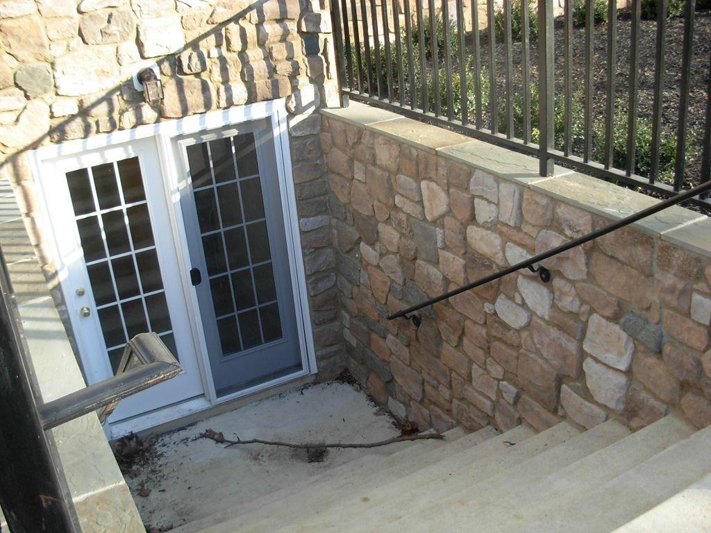 Like the rock retaining wall. ************ Egress Window and Door Contractor Serving Northern Virginia and Washington DC & egress windows - Google Search | Egress Window Treatment ... Pezcame.Com