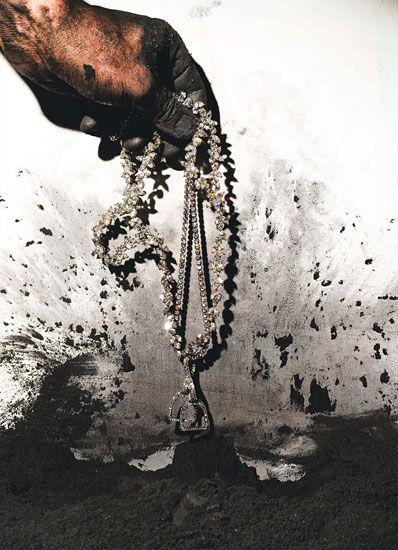 Diamonds in the Rough: Accessories: Wmagazine.com