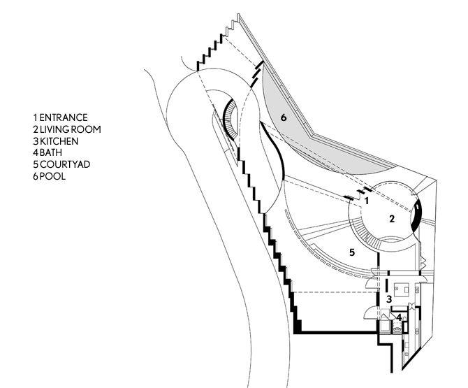 The Razor Residence By Wallace E Cunningham Tony Stark House Iron Man House Luxury House