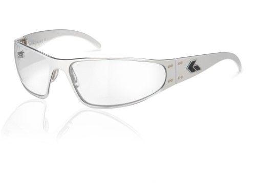 6f9a753fe62 Gatorz Wraptor Chrome Aluminum (Silver) Scratch Resistant Clear Lens ...