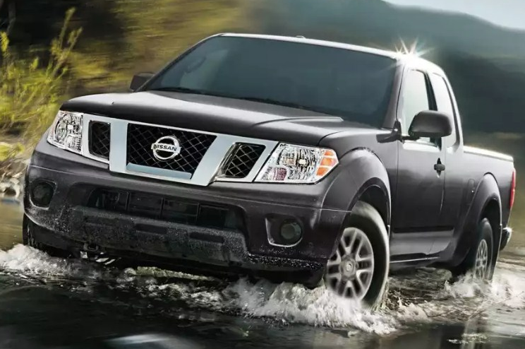2020 Nissan Frontier Interior Specs And Colors 2019 2020 Nissan Nissan Frontier Nissan Nissan Pickup Truck