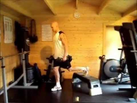 3 exercises to strengthen the vastus medialis and protect