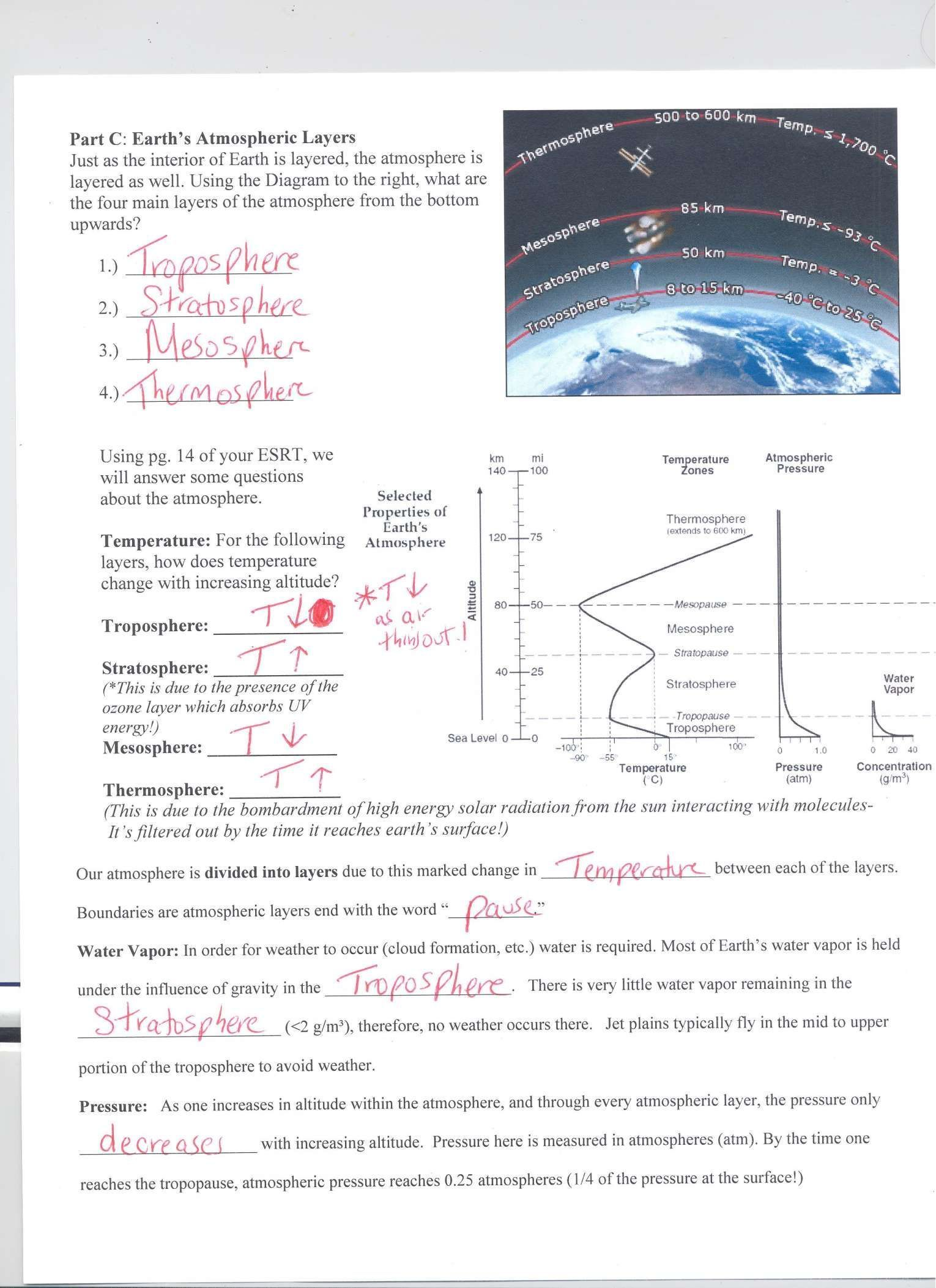 11 Regents Earth Science Seafloor Magnetism Worksheet