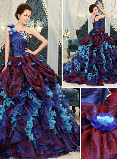 This Is Not A Wedding Dress An Ursula The Sea Witch Costume