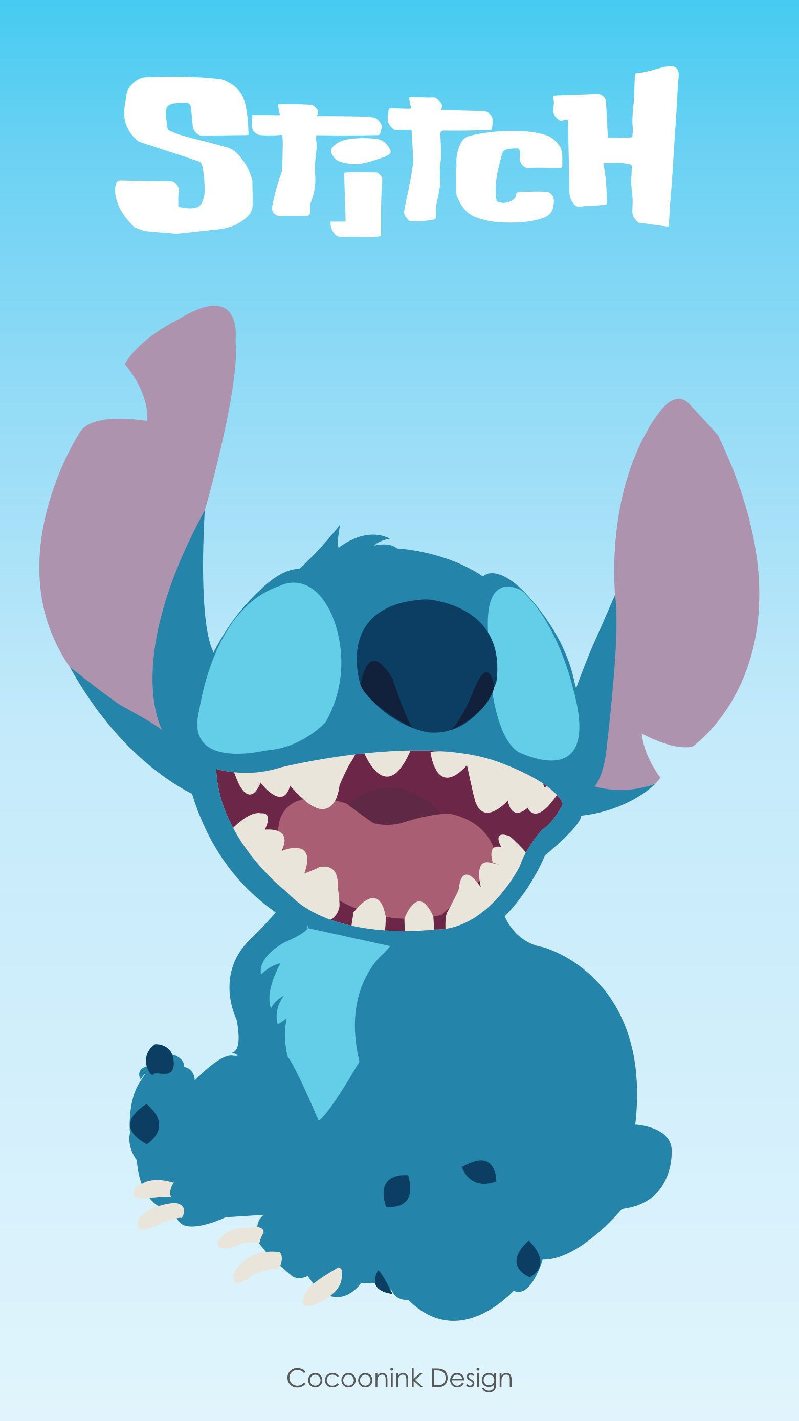 Fond D Ecran Disney Stitch Stitch Disney Disney Et Fond